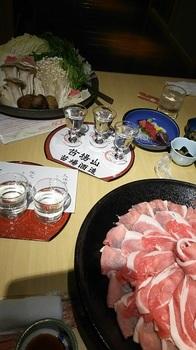 日本酒飲み比べ2